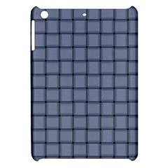 Cool Gray Weave Apple iPad Mini Hardshell Case