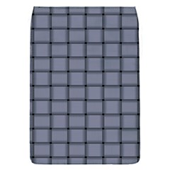 Cool Gray Weave Removable Flap Cover (Small)