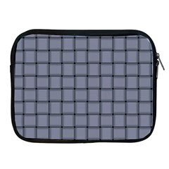 Cool Gray Weave Apple iPad 2/3/4 Zipper Case
