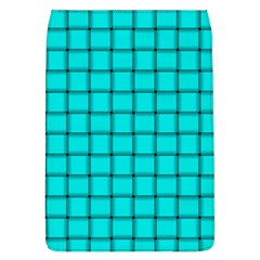 Cyan Weave Removable Flap Cover (Large)