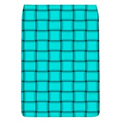 Cyan Weave Removable Flap Cover (small)