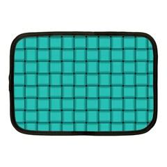 Turquoise Weave Netbook Case (Medium)