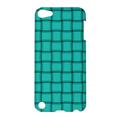 Turquoise Weave Apple iPod Touch 5 Hardshell Case