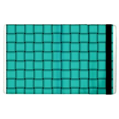 Turquoise Weave Apple iPad 3/4 Flip Case