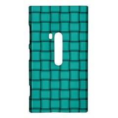 Turquoise Weave Nokia Lumia 920 Hardshell Case