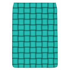 Turquoise Weave Removable Flap Cover (large)