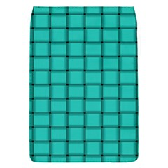 Turquoise Weave Removable Flap Cover (Small)