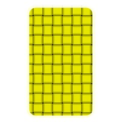 Yellow Weave Memory Card Reader (Rectangular)