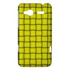 Yellow Weave HTC Radar Hardshell Case