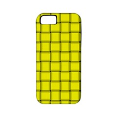 Yellow Weave Apple iPhone 5 Classic Hardshell Case (PC+Silicone)