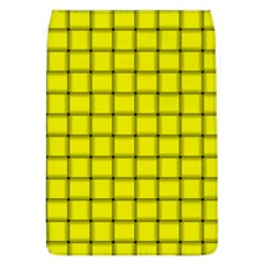 Yellow Weave Removable Flap Cover (Large)
