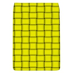 Yellow Weave Removable Flap Cover (small)