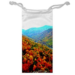 Through The Mountains Jewelry Bag