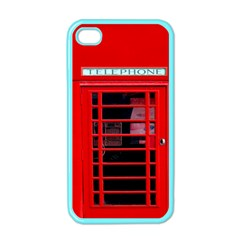 Phone Booth Apple iPhone 4 Case (Color)