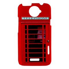 Phone Booth HTC One X Hardshell Case