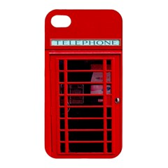 Phone Booth Apple Iphone 4/4s Premium Hardshell Case