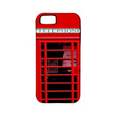 Phone Booth Apple iPhone 5 Classic Hardshell Case (PC+Silicone)