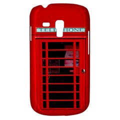 Phone Booth Samsung Galaxy S3 MINI I8190 Hardshell Case