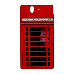Phone Booth Sony Xperia Z L36H Hardshell Case