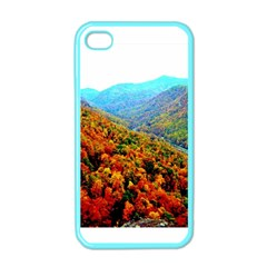 Through The Mountains Apple iPhone 4 Case (Color)