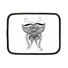 Butterfly Netbook Case (Small)