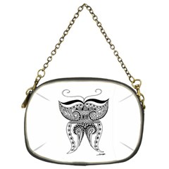 Butterfly Chain Purse (one Side)