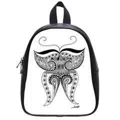 Butterfly School Bag (Small)