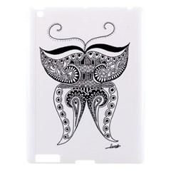 Butterfly Apple iPad 3/4 Hardshell Case