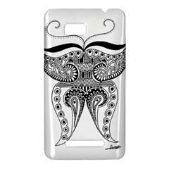 Butterfly HTC One SU T528W Hardshell Case