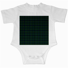 Lamont Tartan Infant Creeper