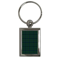 Lamont Tartan Key Chain (Rectangle)