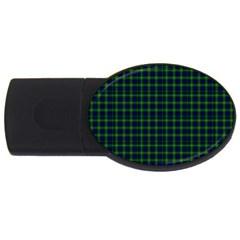 Lamont Tartan 1GB USB Flash Drive (Oval)
