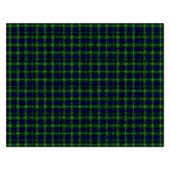 Lamont Tartan Jigsaw Puzzle (rectangle)