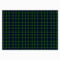 Lamont Tartan Glasses Cloth (large, Two Sided)