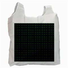 Lamont Tartan Recycle Bag (Two Sides)