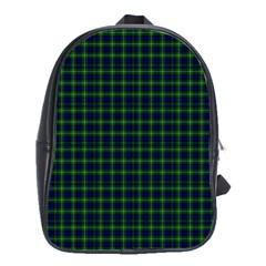 Lamont Tartan School Bag (Large)