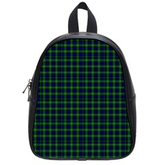 Lamont Tartan School Bag (small)