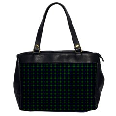 Lamont Tartan Oversize Office Handbag (one Side)