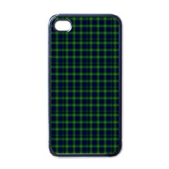 Lamont Tartan Apple Iphone 4 Case (black)