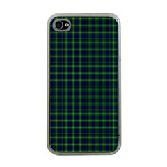 Lamont Tartan Apple Iphone 4 Case (clear)