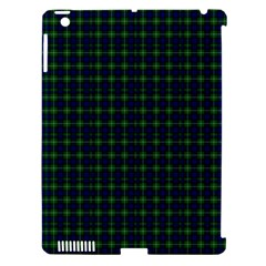 Lamont Tartan Apple iPad 3/4 Hardshell Case (Compatible with Smart Cover)