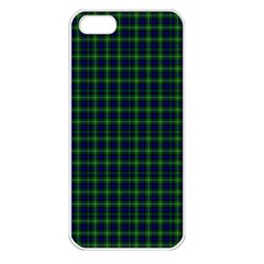 Lamont Tartan Apple iPhone 5 Seamless Case (White)