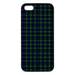 Lamont Tartan iPhone 5 Premium Hardshell Case
