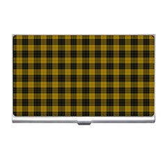MacLeod Tartan Business Card Holder