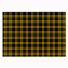 Macleod Tartan Glasses Cloth (large, Two Sided)
