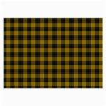 MacLeod Tartan Glasses Cloth (Large, Two Sided) Front