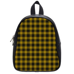 Macleod Tartan School Bag (small)