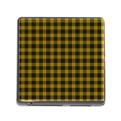 MacLeod Tartan Memory Card Reader with Storage (Square)