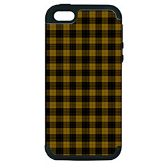 Macleod Tartan Apple Iphone 5 Hardshell Case (pc+silicone)