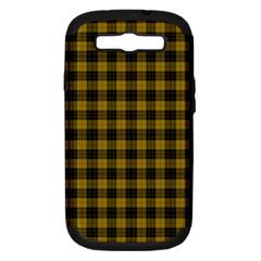 Macleod Tartan Samsung Galaxy S Iii Hardshell Case (pc+silicone)